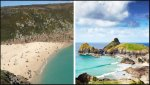 Cornwall hit by 'tourist overcrowding' amid UK heatwave.JPG